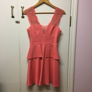 BCBG Leeann Dress